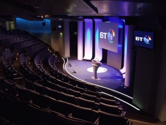 main BT auditorium