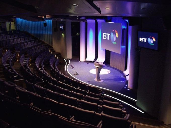main BT auditorium