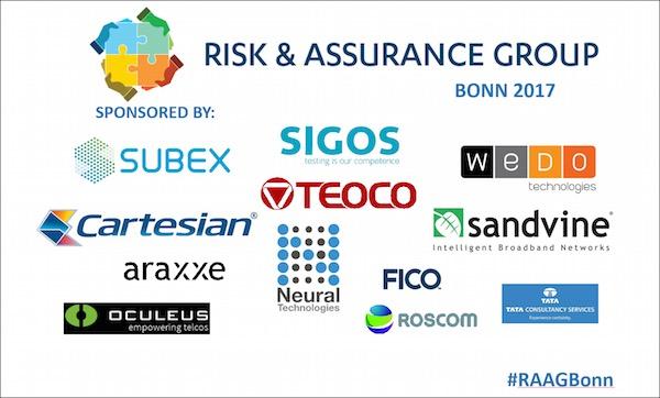 Sponsors of RAG Bonn 2017