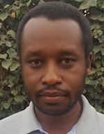 Joseph Nderitu, RAG's new African Agenda Coordinator